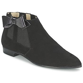 Schoenen Dames Laarzen Paco Gil PECANTI Zwart