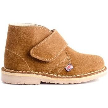 Schoenen Kinderen Laarzen Colour Feet MOGAMBO-V Brown