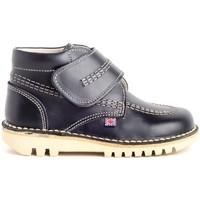 Schoenen Kinderen Laarzen Colour Feet TUAREG Blauw