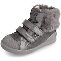 Schoenen Kinderen Laarzen Biomecanics 191205 Grijs