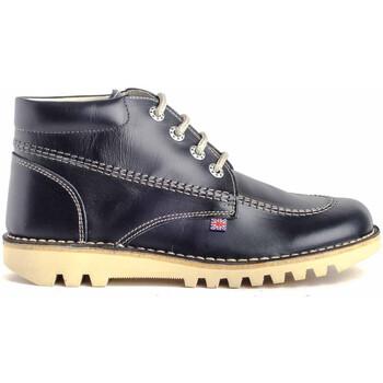 Schoenen Kinderen Laarzen Colour Feet TUHARI Blauw