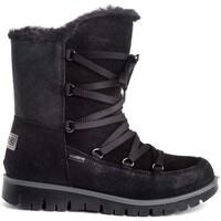 Schoenen Meisjes Laarzen Imac 430508 Zwart