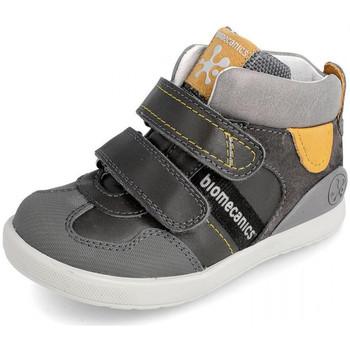 Schoenen Kinderen Hoge sneakers Biomecanics 191188 Grijs
