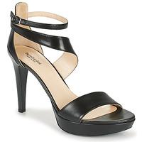 Schoenen Dames Sandalen / Open schoenen NeroGiardini FILOU Zwart