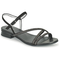 Schoenen Dames Sandalen / Open schoenen NeroGiardini TEDDY Zwart