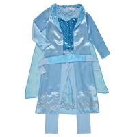 Textiel Meisjes Verkleedkleding Fun Costumes COSTUME ENFANT PRINCESSE DES NEIGES Multicolour