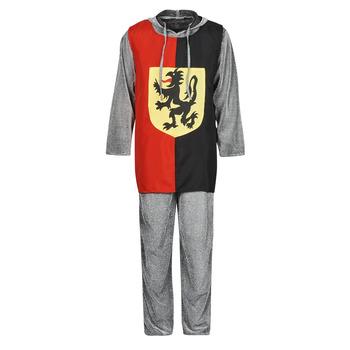 Textiel Heren Verkleedkleding Fun Costumes COSTUME ADULTE SIR GAWAIN Multicolour