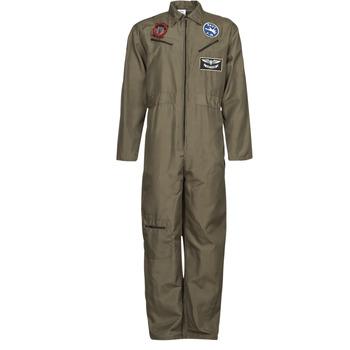 Textiel Heren Verkleedkleding Fun Costumes COSTUME ADULTE PILOTE JET Multicolour