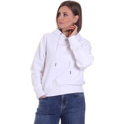 Textiel Dames Sweaters / Sweatshirts Fila 687272 Wit