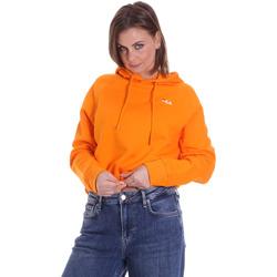 Textiel Dames Sweaters / Sweatshirts Fila 687992 Oranje