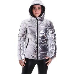 Textiel Dames Dons gevoerde jassen Refrigiwear RW5W09000NY0188 Grijs