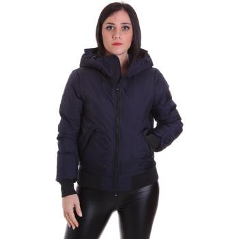 Textiel Dames Jacks / Blazers Refrigiwear RW8W13600NY3209 Blauw