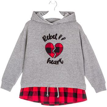 Textiel Kinderen Sweaters / Sweatshirts Losan 024-6012AL Grijs