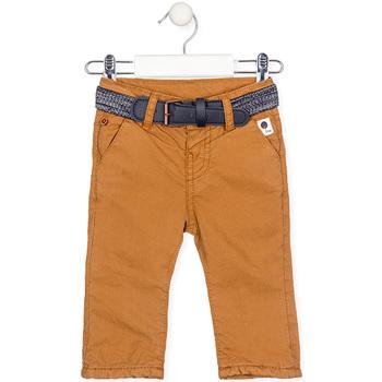 Textiel Jongens Broeken / Pantalons Losan 027-9003AL Geel