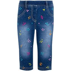 Textiel Meisjes Jeans Losan 028-6022AL Blauw