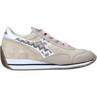 Schoenen Dames Lage sneakers Diadora 201172772 Beige