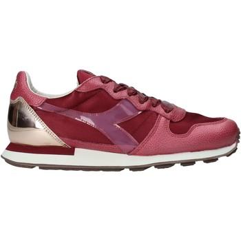Schoenen Dames Lage sneakers Diadora 201172775 Rood