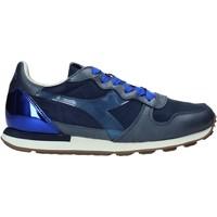 Schoenen Dames Lage sneakers Diadora 201172775 Blauw