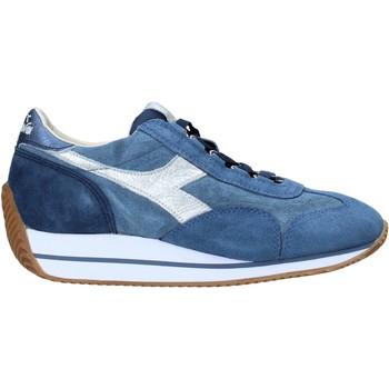 Schoenen Dames Lage sneakers Diadora 201173898 Blauw