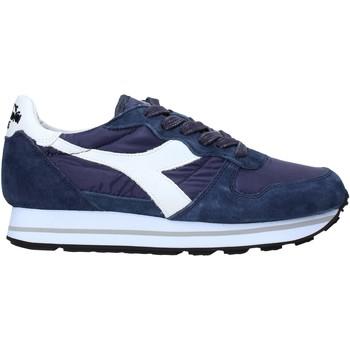 Schoenen Dames Lage sneakers Diadora 201174905 Blauw