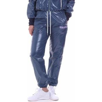 Textiel Dames Trainingsbroeken La Carrie 092M-TP-441 Blauw