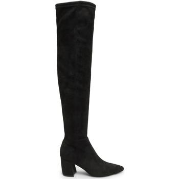 Schoenen Dames Laarzen Steve Madden SMSNIFTY-BLK Zwart