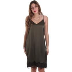 Textiel Dames Korte jurken Jijil JPI19AB519 Groen