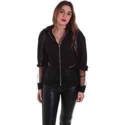 Textiel Dames Sweaters / Sweatshirts Jijil JSI19FP020 Zwart