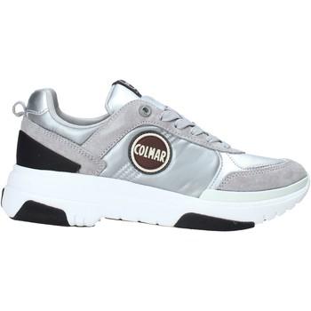 Schoenen Dames Sneakers Colmar TRAVIS L Zilver