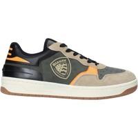 Schoenen Heren Lage sneakers Blauer F0DAYTON01/TUC Groen