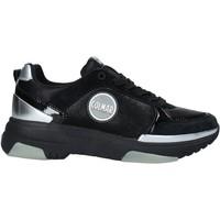 Schoenen Dames Sneakers Colmar TRAVIS D Zwart