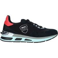 Schoenen Heren Sneakers Blauer F0HILOXL02/NYL Zwart