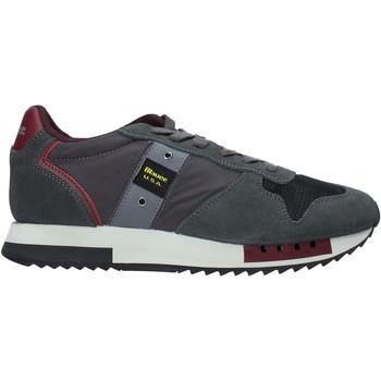 Schoenen Heren Sneakers Blauer F0QUEENS01/CAM Grijs