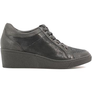Schoenen Dames Laarzen Grunland SC2062 Zwart
