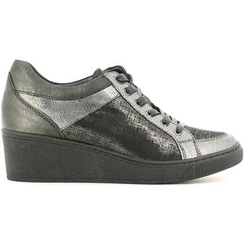 Schoenen Dames Lage sneakers Grunland SC2062 Grijs