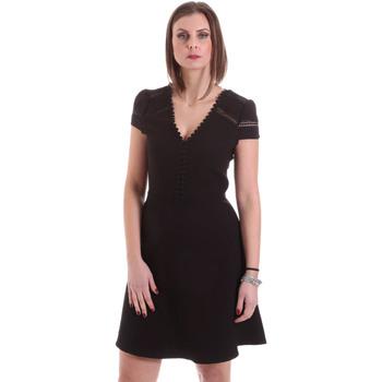 Textiel Dames Korte jurken Dixie A529M068 Zwart