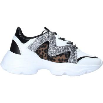 Schoenen Dames Sneakers Manila Grace S008EM Wit