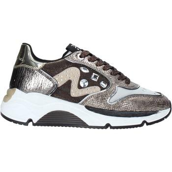 Schoenen Dames Sneakers Manila Grace S026EW Beige