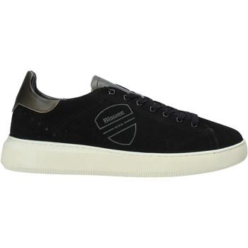 Schoenen Heren Sneakers Blauer F0KEITH02/SUW Zwart