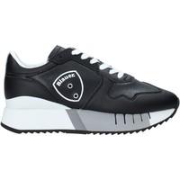 Schoenen Heren Sneakers Blauer F0MYRTLE02/LEA Zwart