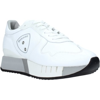 Schoenen Heren Sneakers Blauer F0MYRTLE02/LEA Wit