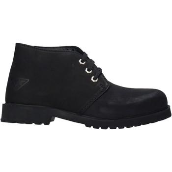 Schoenen Dames Sneakers Docksteps DSW106001 Zwart