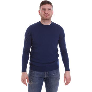Textiel Heren Truien John Richmond CFIL-117 Blauw