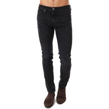 Textiel Heren Skinny jeans Paname Brothers  Zwart
