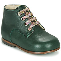 Schoenen Meisjes Hoge sneakers Little Mary MILOTO Kaki