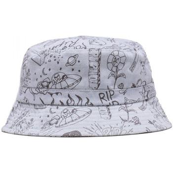 Accessoires Heren Hoed Ripndip Sharpie bucket hat Blauw