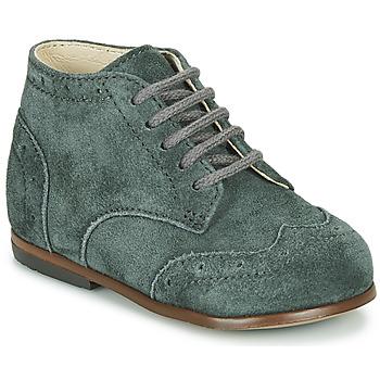Schoenen Meisjes Hoge sneakers Little Mary LORD Zwart