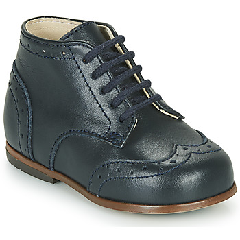 Schoenen Meisjes Hoge sneakers Little Mary LORD Blauw