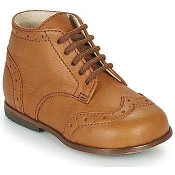 Schoenen Meisjes Hoge sneakers Little Mary LORD Brown