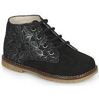 Schoenen Meisjes Hoge sneakers Little Mary JUDITE Zwart